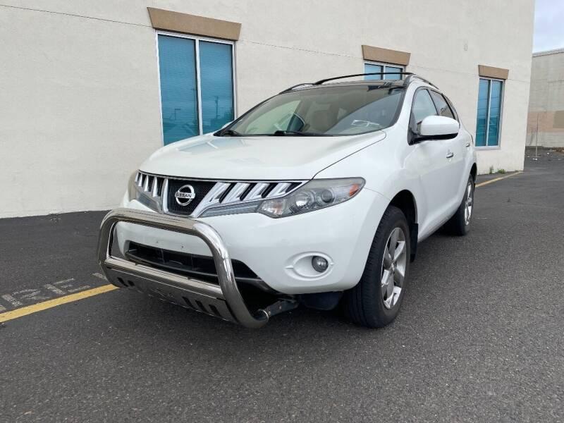 2010 Nissan Murano for sale at CAR SPOT INC in Philadelphia PA