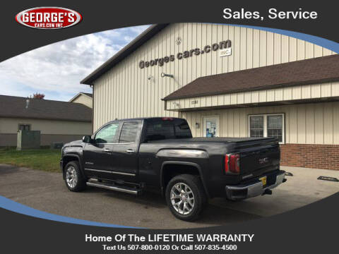 2016 GMC Sierra 1500 for sale at GEORGE'S CARS.COM INC in Waseca MN