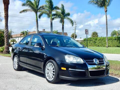 2008 Volkswagen Jetta for sale at VE Auto Gallery LLC in Lake Park FL