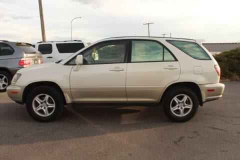 2000 Lexus RX 300 for sale at Epic Auto in Idaho Falls ID