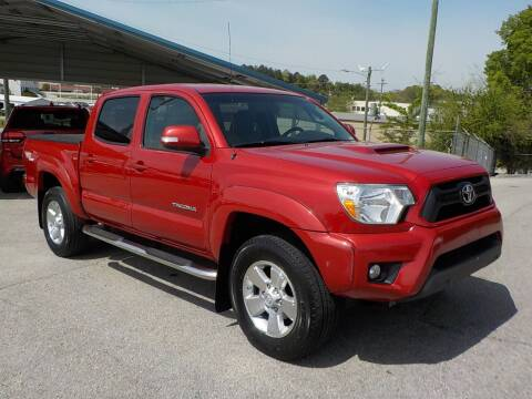 2012 Toyota Tacoma for sale at C & C MOTORS in Chattanooga TN