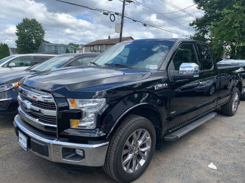 2016 Ford F-150 for sale at Charles and Son Auto Sales in Totowa NJ