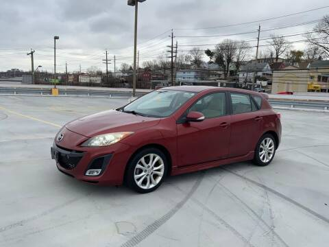 2010 Mazda MAZDA3 for sale at JG Auto Sales in North Bergen NJ