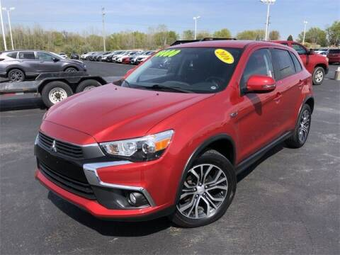 2016 Mitsubishi Outlander Sport for sale at White's Honda Toyota of Lima in Lima OH