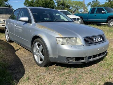 2002 Audi A4 for sale at Collins Auto Sales in Waco TX