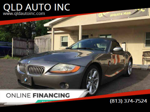 2003 BMW Z4 for sale at QLD AUTO INC in Tampa FL