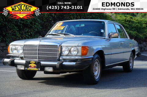 1980 Mercedes-Benz 300-Class for sale at West Coast Auto Works in Edmonds WA