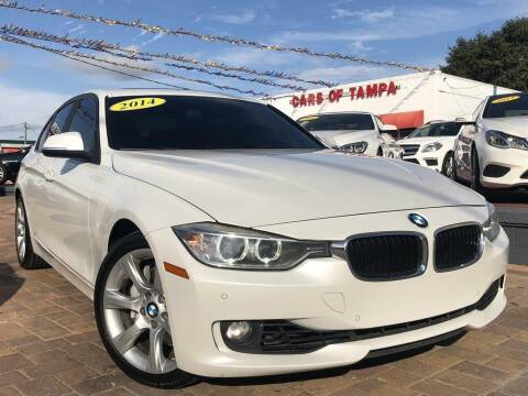 2014 BMW 3 Series for sale at Cars of Tampa in Tampa FL