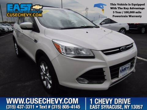 2016 Ford Escape for sale at East Syracuse Performance Sales & Service in Syracuse NY