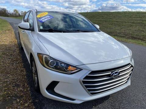 2017 Hyundai Elantra for sale at Mr. Car City in Brentwood MD
