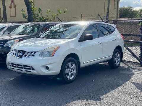 2011 Nissan Rogue for sale at ASTRO MOTORS in Houston TX