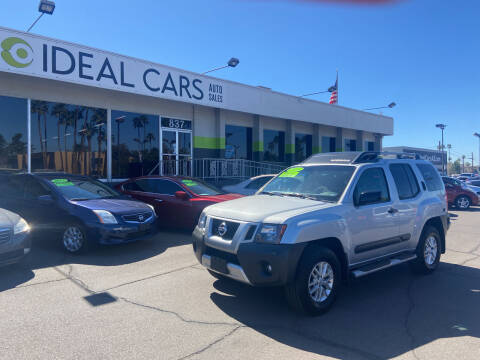 2014 Nissan Xterra for sale at Ideal Cars Atlas in Mesa AZ