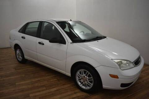 2005 Ford Focus for sale at Paris Motors Inc in Grand Rapids MI