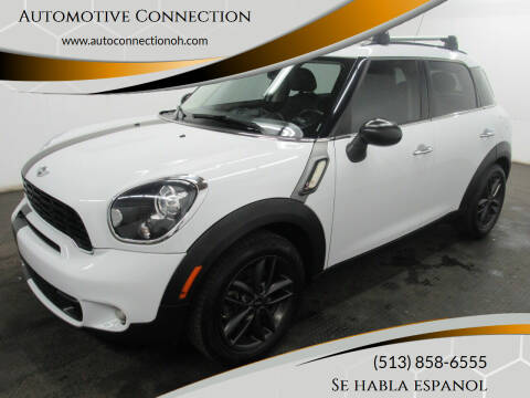 2012 MINI Cooper Countryman for sale at Automotive Connection in Fairfield OH