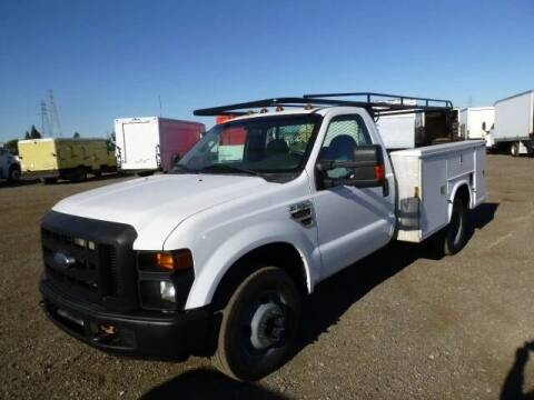 2009 Ford F-350 Super Duty for sale at Armstrong Truck Center in Oakdale CA