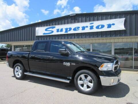 2020 RAM Ram Pickup 1500 Classic for sale at SUPERIOR CHRYSLER DODGE JEEP RAM FIAT in Henderson NC