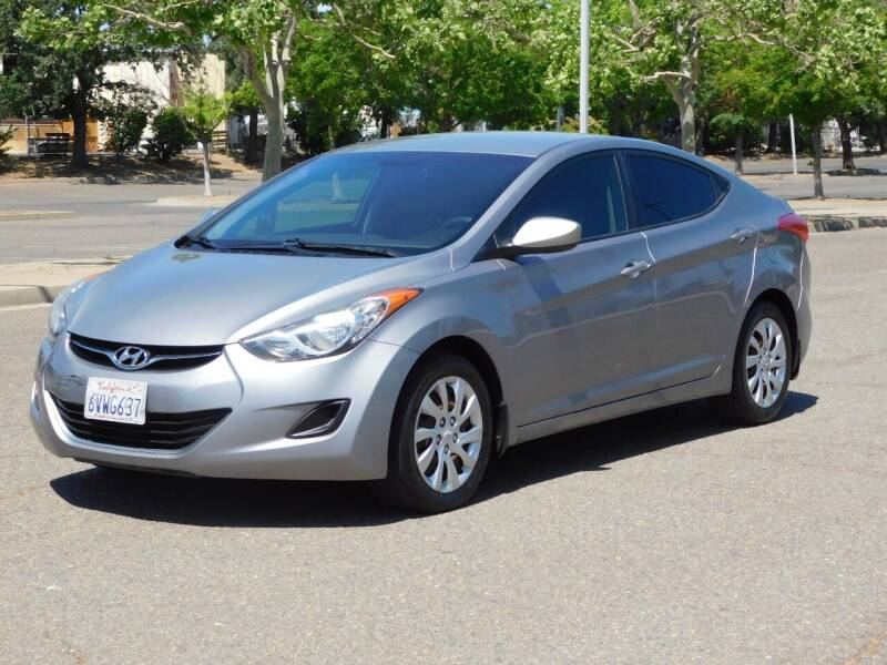 2012 Hyundai Elantra for sale at General Auto Sales Corp in Sacramento CA