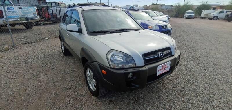 2007 Hyundai Tucson for sale at ACE AUTO SALES in Lake Havasu City AZ