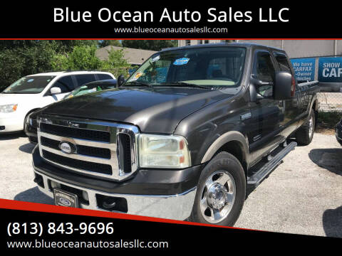 2005 Ford F-250 Super Duty for sale at Blue Ocean Auto Sales LLC in Tampa FL