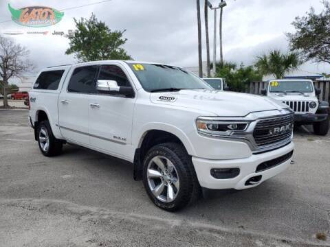 2019 RAM Ram Pickup 1500 for sale at GATOR'S IMPORT SUPERSTORE in Melbourne FL