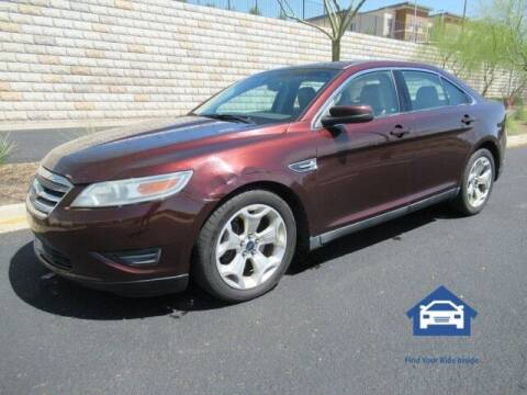 2010 Ford Taurus for sale at Autos by Jeff Tempe in Tempe AZ