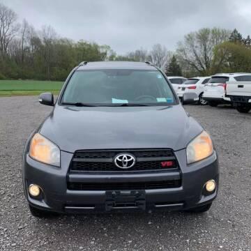 2009 Toyota RAV4 for sale at GLOBAL MOTOR GROUP in Newark NJ