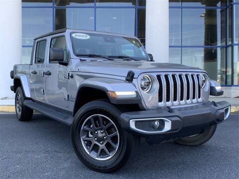 2020 Jeep Gladiator for sale at Capital Cadillac of Atlanta in Smyrna GA