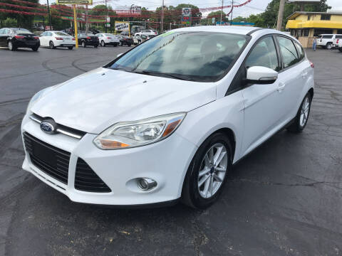 2017 Ford Focus for sale at IMPALA MOTORS in Memphis TN