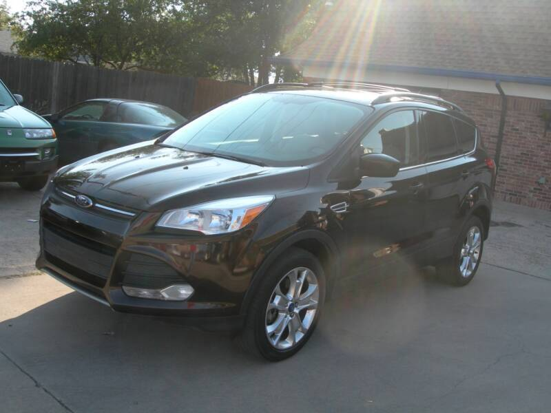 2013 Ford Escape for sale at Springs Auto Sales in Colorado Springs CO