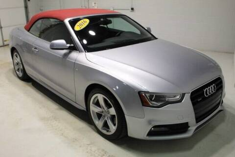 2016 Audi A5 for sale at Cj king of car loans/JJ's Best Auto Sales in Troy MI