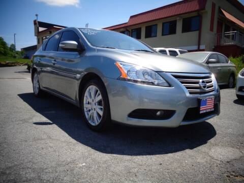 2014 Nissan Sentra for sale at Quickway Exotic Auto in Bloomingburg NY