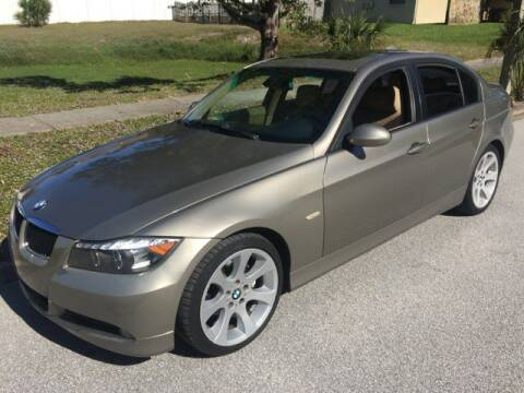 2007 BMW 3 Series for sale at Low Price Auto Sales LLC in Palm Harbor FL