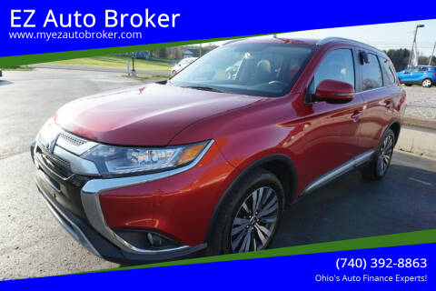 2019 Mitsubishi Outlander for sale at EZ Auto Broker in Mount Vernon OH