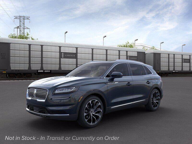 2021 Lincoln Nautilus for sale in Barrington, IL