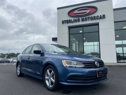 2016 Volkswagen Jetta for sale at Sterling Motorcar in Ephrata PA