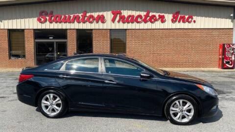 2011 Hyundai Sonata for sale at STAUNTON TRACTOR INC in Staunton VA
