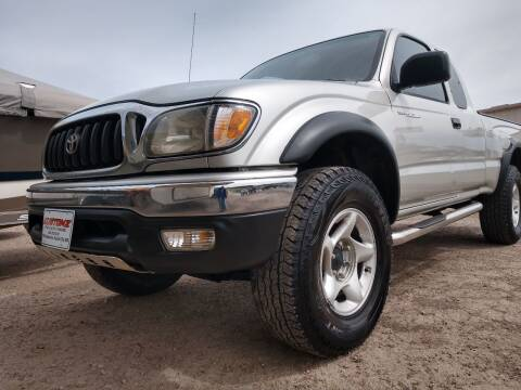 2003 Toyota Tacoma for sale at Kustomz Truck & Auto Inc. in Rapid City SD