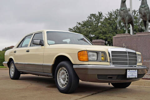 1982 Mercedes-Benz 300-Class for sale at European Motor Cars LTD in Fort Worth TX