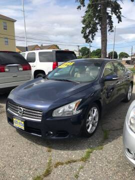 2010 Nissan Maxima for sale at Worldwide Auto Sales in Fall River MA