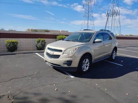 2011 Chevrolet Equinox for sale at Sooner Automotive Sales & Service LLC in Peoria AZ