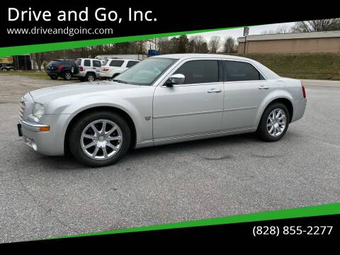 2007 Chrysler 300 for sale at Drive and Go, Inc. in Hickory NC