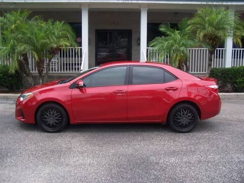 2015 Toyota Corolla for sale at Thomas Auto Mart Inc in Dade City FL