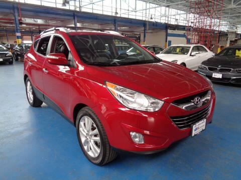 2011 Hyundai Tucson for sale at VML Motors LLC in Teterboro NJ