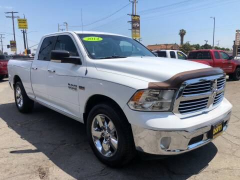 2014 RAM Ram Pickup 1500 for sale at BEST DEAL MOTORS  INC. CARS AND TRUCKS FOR SALE in Sun Valley CA