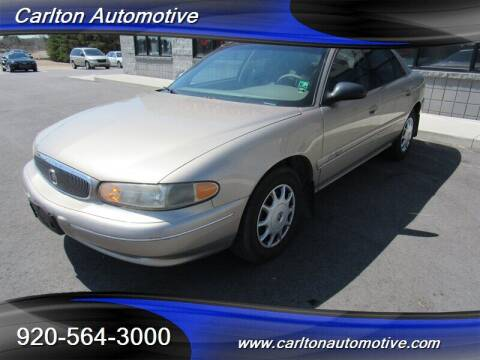 2000 Buick Century for sale at Carlton Automotive Inc in Oostburg WI