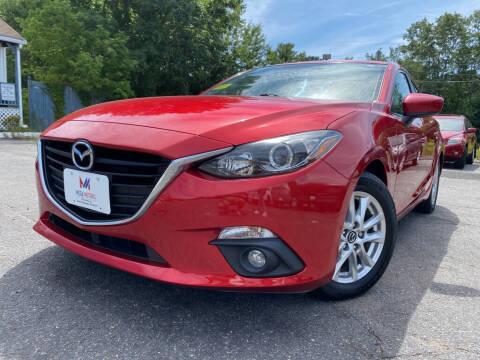 2015 Mazda MAZDA3 for sale at Mega Motors in West Bridgewater MA