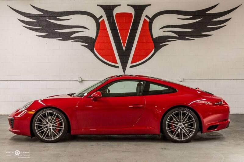 2018 Porsche 911 for sale in San Diego, CA
