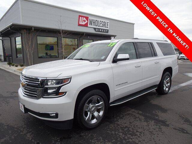 2017 Chevrolet Suburban for sale at Wholesale Direct in Wilmington NC