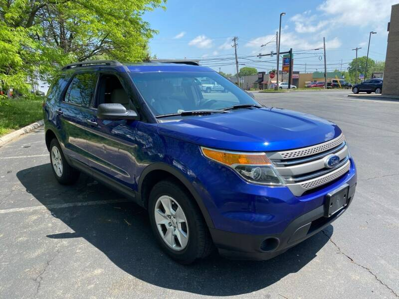 2013 Ford Explorer for sale at Car Plus Auto Sales in Glenolden PA