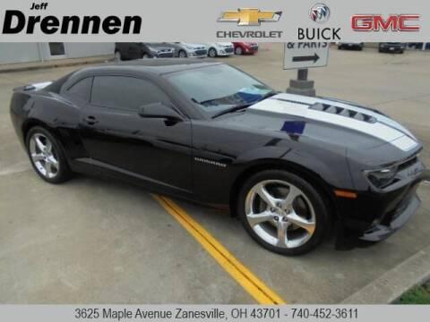 2014 Chevrolet Camaro for sale at Jeff Drennen GM Superstore in Zanesville OH